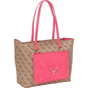 Guess Womens Audrey 2-in-1 Quattro G Tote