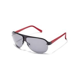 Guess Mens Rimless Navigator Sunglasses