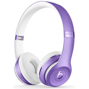 Beats Solo 3 Wireless Headphones - Ultra Violet