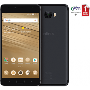 Infinix NOTE4 Pro - XCharge 4.0 + 4500mAh + Big Battery + Xpen - Champagne Gold