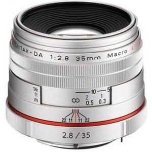 Pentax DA 35mm f/2.8 Macro Limited Lens