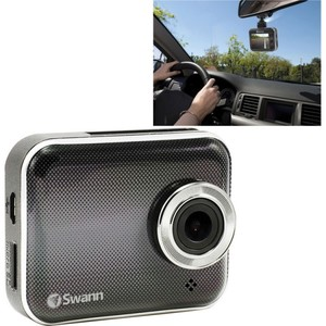 Swann Smart HD Dash Camera with Wi-Fi & Mobile App SWADS150DCMU