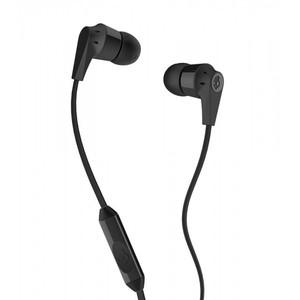Skullcandy Inkd 2.0 Earbud Headphones with Mic (Black)