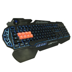 A4Tech B318 Bloody Mechanical Keyboard