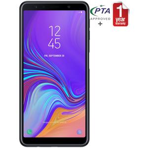 Samsung Galaxy A7 (2018) Black with Free Samsung Power Bank