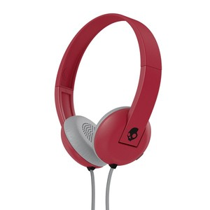 Skullcandy Uproar Headphones (ILL Famed/Red/Black)