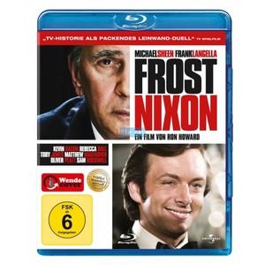 Frost/Nixon Blu-ray Movie