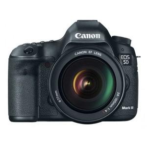 Canon EOS 5D Mark III EF 24-105mm