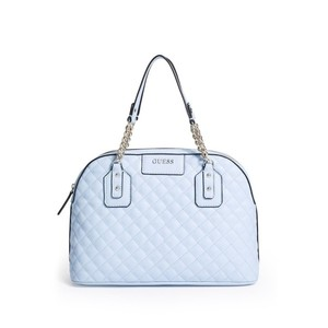 GUESS Womens Ladysmith Dome Satchel