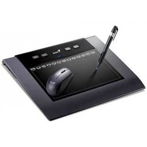 Genius MousePen M508W Wireless 5 x 8 Multimedia Tablet for Designers