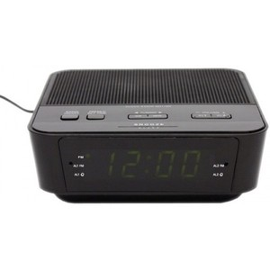 KJB Security Products Zone Shield EZ Clock Radio Indoor Hidden Camera