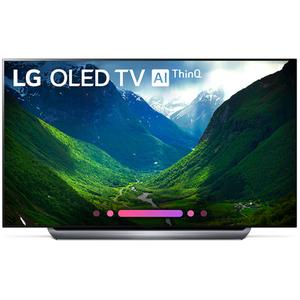 LG 55C8 4K HDR Smart OLED TV