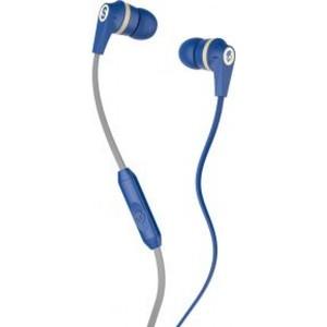 Skullcandy Inkd 2.0 Earbud Headphones with Mic (ILL Framed Royal Blue)