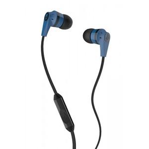 Skullcandy Inkd 2.0 Earbud Headphones with Mic (Blue/Black)