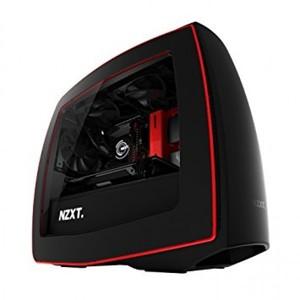 NZXT Manta Black/Red Mini ITX Casing