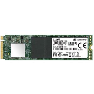 Transcend 512GB MTE110 PCIe M.2 SSD