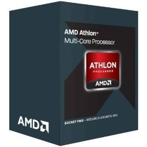 AMD Athlon X4 860K Quad Core FM2+3700Mhz AD860KXBJABOX