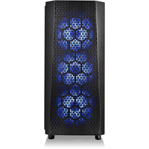 Thermaltake Versa J24 Tempered Glass RGB Edition Mid-Tower Chassis