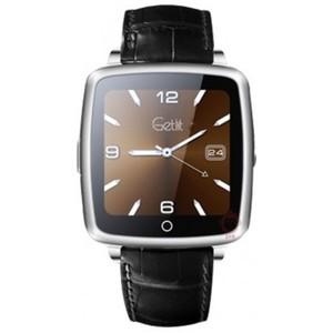 Getiit Mate Plus Smart Watch (Silver)