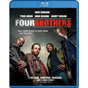 Four Brothers Blu-ray Movie