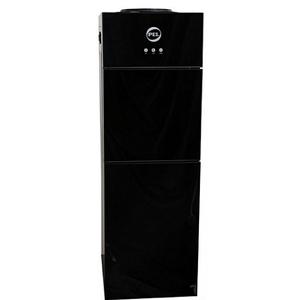 PEL Desire Glass Door Water Dispenser Black (PWD-115-LMI)