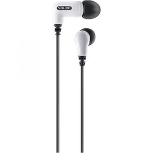 Shure SCL3-W Sound Isolating Earphones (White)