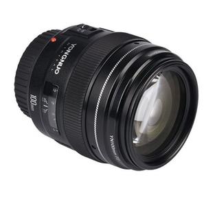 Yongnuo YN 100mm f/2 Lens for Canon EF - Black