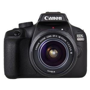 Canon EOS 4000D DSLR Camera