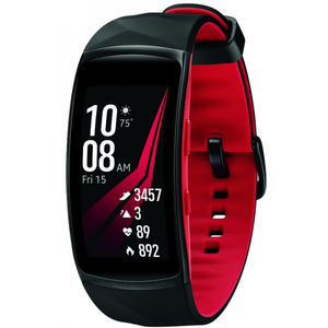 Samsung SM-R365NZRAXAR Gear Fit2 Pro (Large) Diamond Red