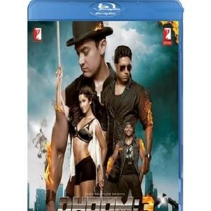 Dhoom 3 Blu-ray Movie