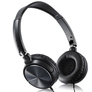 Pioneer Head Band Type Headphones | SE-MJ541 K Black