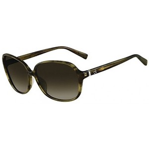 Calvin Klein CK Sunglasses 4193S 184 Military 61MM