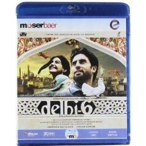 Delhi-6 Blu-ray Movie