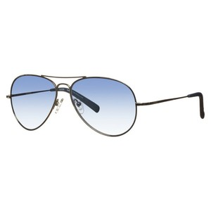 Guess Mens Sunglasses - 6768 / Frame: Silver Lens: Gray Gradient
