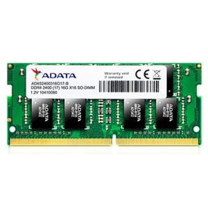 ADATA 4GB DDR4 SO DIMM 2400