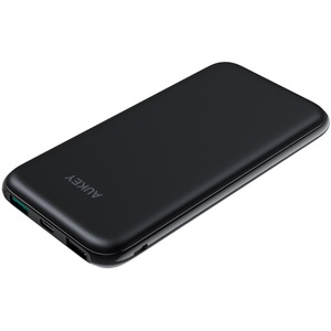 Aukey 10000mAh Portable Charger Slimline Design USB-C Power Bank
