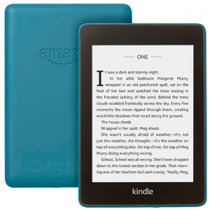 Amazon Kindle Paperwhite Twilight Blue – Now Waterproof & more 2x Storage – Includes Special Offers