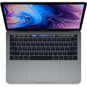 Apple MacBook Pro 2019 13 128GB 1.4GHz MUHN2 Space Gray with Touch Bar and Touch ID