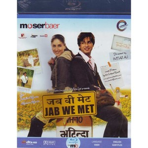 Jab We Met Blu-ray Movie