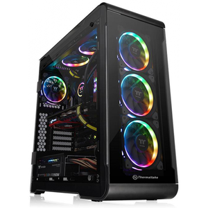 Thermaltake View 32 Tempered Glass RGB Edition Mid Tower Chassis