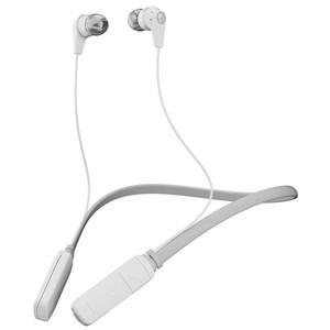 Skullcandy Inkd Wireless Earphones - White/Gray