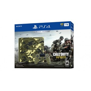 Sony PlayStation 4 1TB Limited Edition Call of Duty: WWII