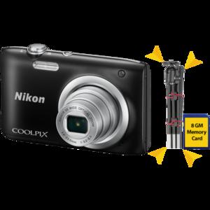 Nikon Coolpix A-100 (Bundle)
