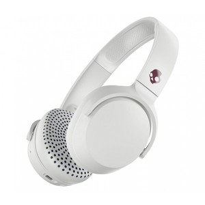 Skullcandy Riff On-Ear Wireless Headphones with Mic - Vice/Gray/Crimson
