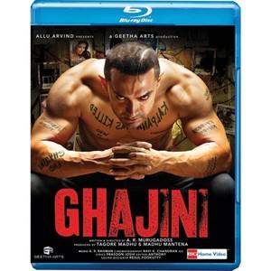Ghajini Blu-ray Movie