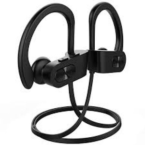 Mpow Flame Bluetooth Earphones Sports Water Resistant – Black