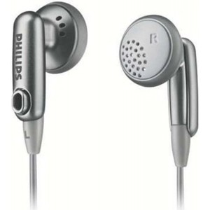 Philips SHE2630/27 Color Match In-Ear Headphone (Silver)