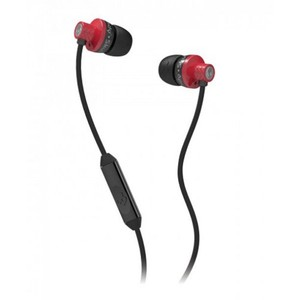 Skullcandy Titan - Red/Black w/Mic