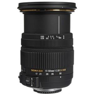 Sigma 17-50mm f/2.8 EX DC OS HSM Lens for Nikon