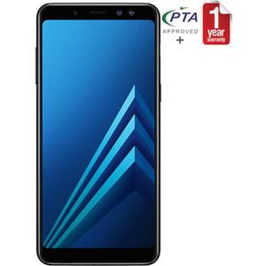 Samsung Galaxy A8 (2018) SM-A530 Black